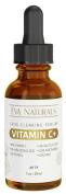 Vitamin C Serum Plus 2% Retinol, 3.5% Niacinamide, 5% Hyaluronic Acid, 2% Salicylic Acid, 10% MSM - Vitamin C 20% Skin Clearing Serum