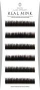 Blink REAL MINK FUR Tray Eyelash Extension Lashes C*12MM