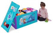 Delta Children Store and Organise Toy Box, Disney Frozen