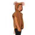 Brown Mouse Costume for kids 3-9 Years