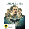 In The Heart of The Sea DVD  [Region 4]
