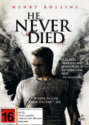 He Never Died [DVD_Movies] [Region 4]
