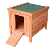 Small Wooden Bunny Rabbit / Guinea Pig House