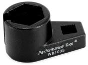 Performance Tool W84008 Compact Oxygen Sensor Socket