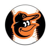 MLB Vinyl Magnet - MLB Team