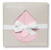 Baby Dumpling Jacquard Muslin Swaddle Blanket, Pink Tree, 90cm x 90cm