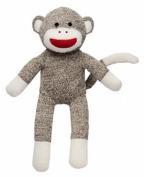 Plush Sock Monkey 36cm Lovey