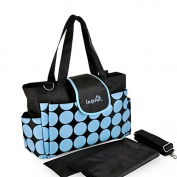 Insular Mummy Bag Baby Nappy Bag with Changing Mat