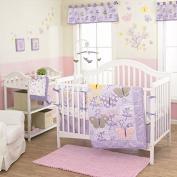 Lulu Baby butterfly Crib Bedding Set