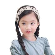 Susenstone Baby Girl Headband Lace Hairband Girls Flowers Headbands