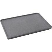 """STARFRIT 060739-003-0000 THE ROCK(TM) by Starfrit 45cm """" Reversible Grill/Griddle Pan Home, garden & living"""