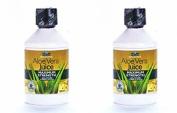 Optima Health Aloe Pura Aloe Vera Juice Maximum Strength 500ml