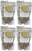 (4 PACK) - BonPom - RAW Cacao Paste | 200g | 4 PACK BUNDLE