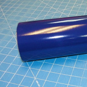 30cm x 3m Roll of Glossy Oracal 651 Dark Blue (Navy) Vinyl for Craft Cutters and Vinyl Sign Cutters