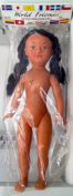 Fibre Craft 36cm Native American Doll