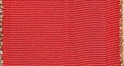 Manhattan Ribbon in Red (wired) by Morex Corp.