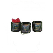 Thomas Kinkade Blessings of Christmas Gift Bag Set of 3
