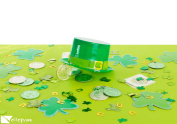 St. Patrick's Day Kids Leprechaun Catcher 42pc Decoration Pack Green/Gold/Silver