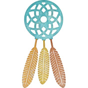 Cheery Lynn Designs B318 No. 2 Dream Catchers Scrapbooking Die Cut