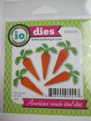 Impression Obsession Carrot Set craft dies