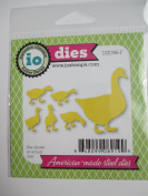 Impression Obsession Duck Set craft dies