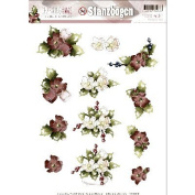 Find It Trading Precious Marieke Charming Christmas Punchout-