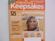 Creating Keepsakes *November 2009* Magazine