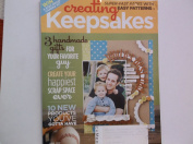 Creating Keepsakes *June 2008* Magazine