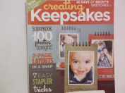 Creating Keepsakes *April 2008* Magazine