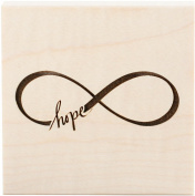 ColorBox Teresa Collins Wood Mount Stamps, Hope