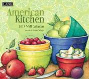 Cal 2017 American Kitchen 2017 Wall Calendar