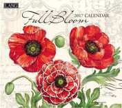 Cal 2017 Full Bloom 2017 Wall Calendar