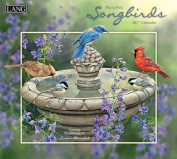 Cal 2017 Songbirds 2017 Wall Calendar