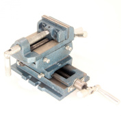 HFS (Tm) 7.6cm Cross Slide Vise Drill Press Metal Milling 2 Way X-Y Heavy Duty Clamp Machine