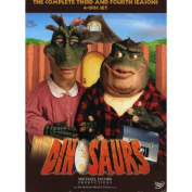 Dinosaurs - The Complete Third and Fourth Seasons [Regions 1,4]