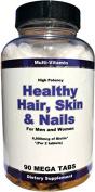 Healthy Hair and Nails