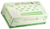 Life Guard - Latex Medical Exam Gloves, Powder Free - Box - Large
