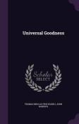Universal Goodness