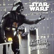 Star Wars Saga Wall Calendar
