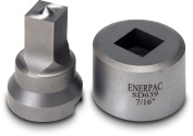 Enerpac - SPD639 - Punch and Die Set, 3/8, Square