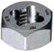 (92-90832) 8-32 Carbon Steel Hex Rethreading Die