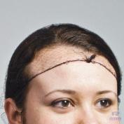 C-Ltx-Free Hairnet 24Inlt Wght Drk Bro 20/144