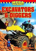 Excavators & Diggers Mega Machines