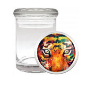 Tiger Medical Odourless Glass Jar