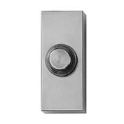 Honeywell RPW301A1009/A Wired Surface Mount Door Chime Push Button