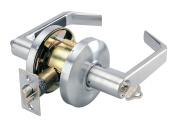 Cal-Royal SL00-26D Commercial Duty Office Entry Lock, Satin Chrome
