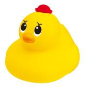Ducks captain sound of smth. Floating water gun