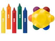 Munchkin Bath Crayons + Alex Toys Star Bath Crayon