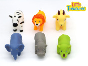 Bathtime Fun Bath Toys for babies of age  .  , includes 6 different water-squirting, floating animal friends, great way for kids to spend time in the tub