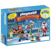 PLAYMOBIL (Playmobil) Advent Calendar Christmas gift 5494 parallel import goods
